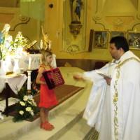 A Szent Korona kitűzők megszentelése